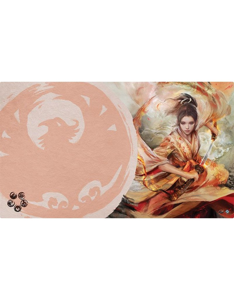 Fantasy Flight Games Legend Of The Five Rings: The Soul of Shiba Playmat