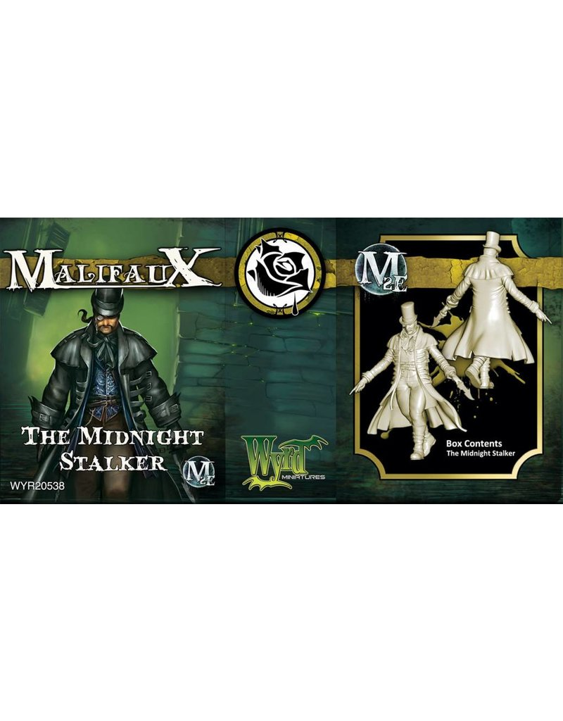 Wyrd Outcasts Midnight Stalker Box Set 2nd Edition