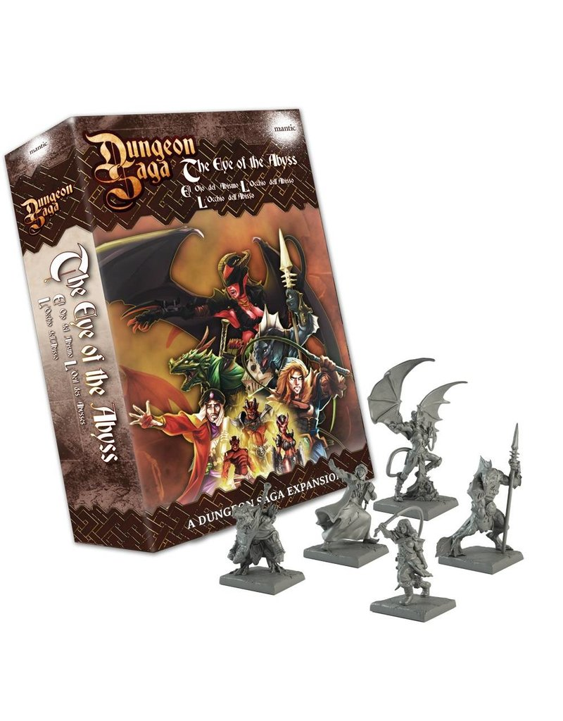 Mantic Games Dungeon Saga: Eye of the Abyss