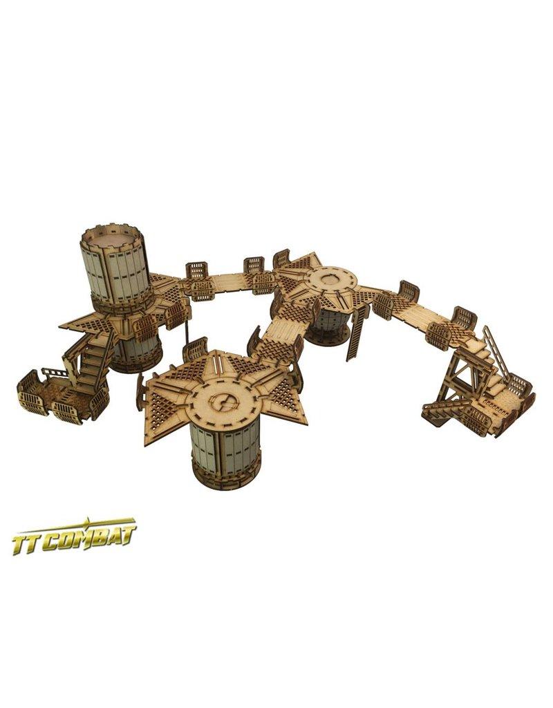 TT COMBAT Sector 3 - Industrial Complex