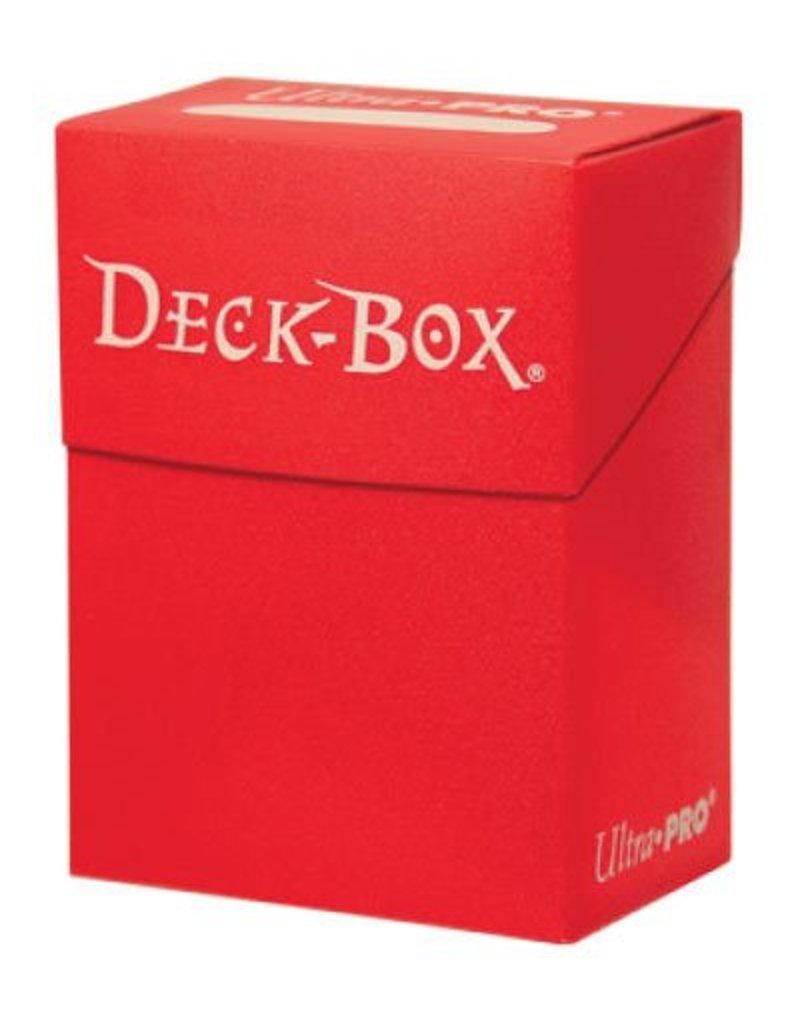 Ultra Pro Deck Box - Red