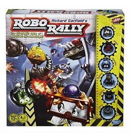 Hasbro Robo Rally Board Game (2016 Edition)