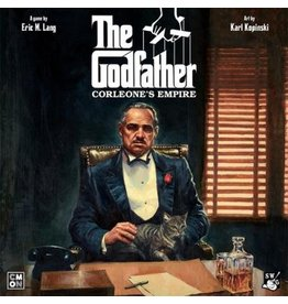 CMON Ltd The Godfather - The Board Game