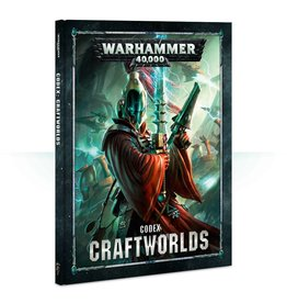 Games Workshop Codex: Craftworlds (HB) (ENG)