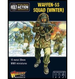 Warlord Games Winter SS Squad