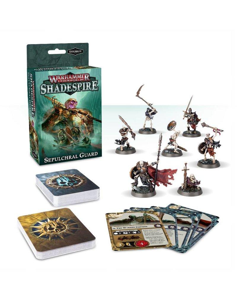 Games Workshop Warhammer Underworlds - Sepulchral Guard