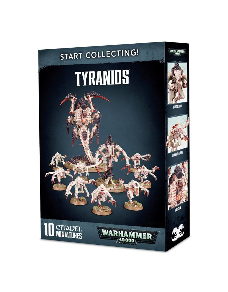 Games Workshop Start Collecting! Tyranids Box Set