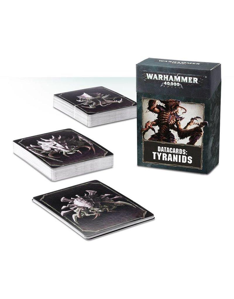 Games Workshop Datacards: Tyranids (EN)