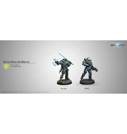 Corvus Belli Hac Tao Special Unit (Hacker / Hmg)