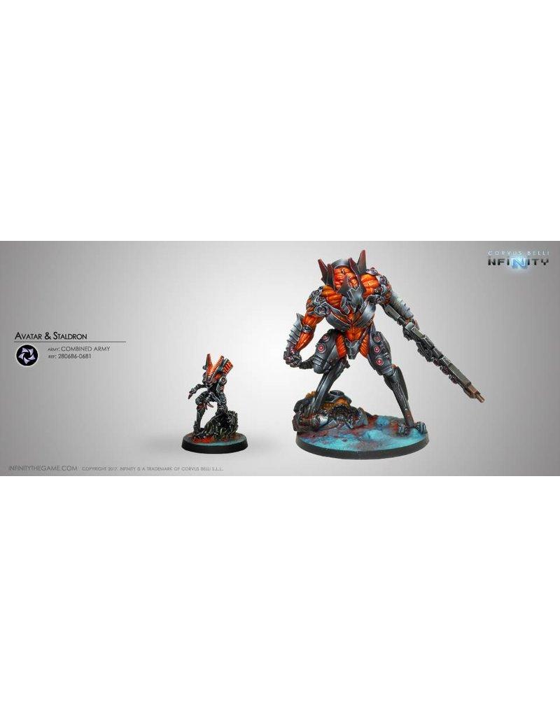 Corvus Belli Combined Army Ur Avatar TAG (Repack) Box Set