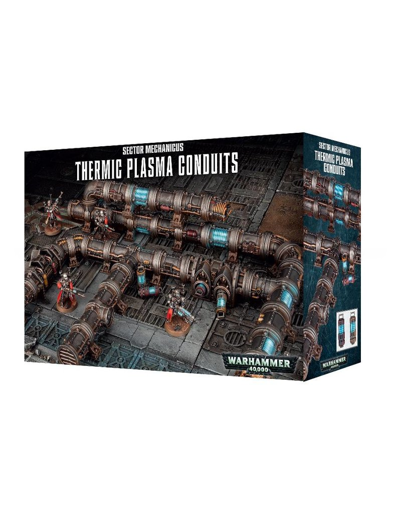 Citadel Sector Mechanicus: Thermic Plasma Conduits