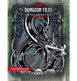 Wizards of the Coast Dungeon Tiles: City