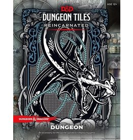 Wizards of the Coast Dungeon Tiles: Dungeon