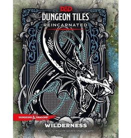 Wizards of the Coast Dungeon Tiles: Wilderness