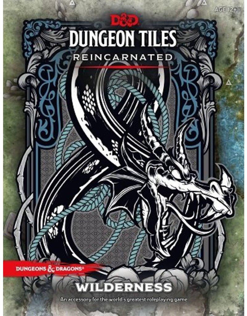 Wizards of the Coast Dungeon Tiles Reincarnated: Wilderness (DDN)