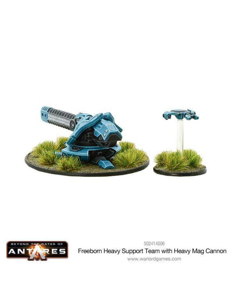 Warlord Games Freeborn Heavy Mag Cannon