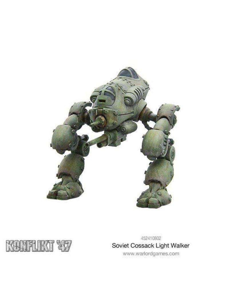 Warlord Games Soviet Cossack Light Walker