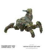 Warlord Games Japanese Scorpion light walker