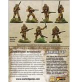 Warlord Games Japanese Ghost Attack Squad