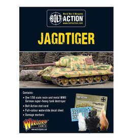 Warlord Games Jagdtiger heavy tank destroyer