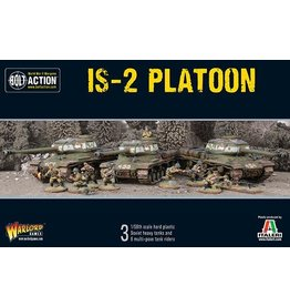 Warlord Games IS-2 Platoon