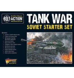Warlord Games Soviet Tank War starter set