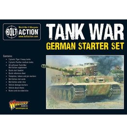 Warlord Games German Tank War starter set