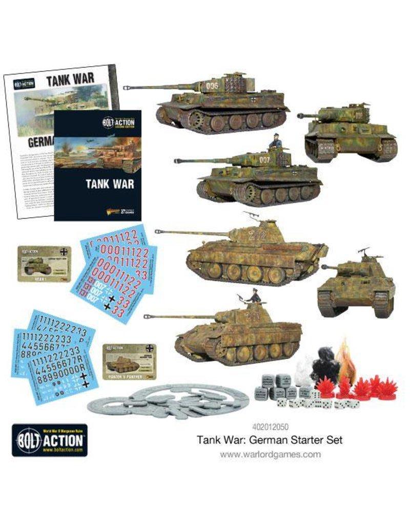 Warlord Games Tank War: German starter set
