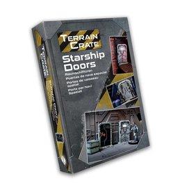 Mantic Games Starship Doors Scenery Box