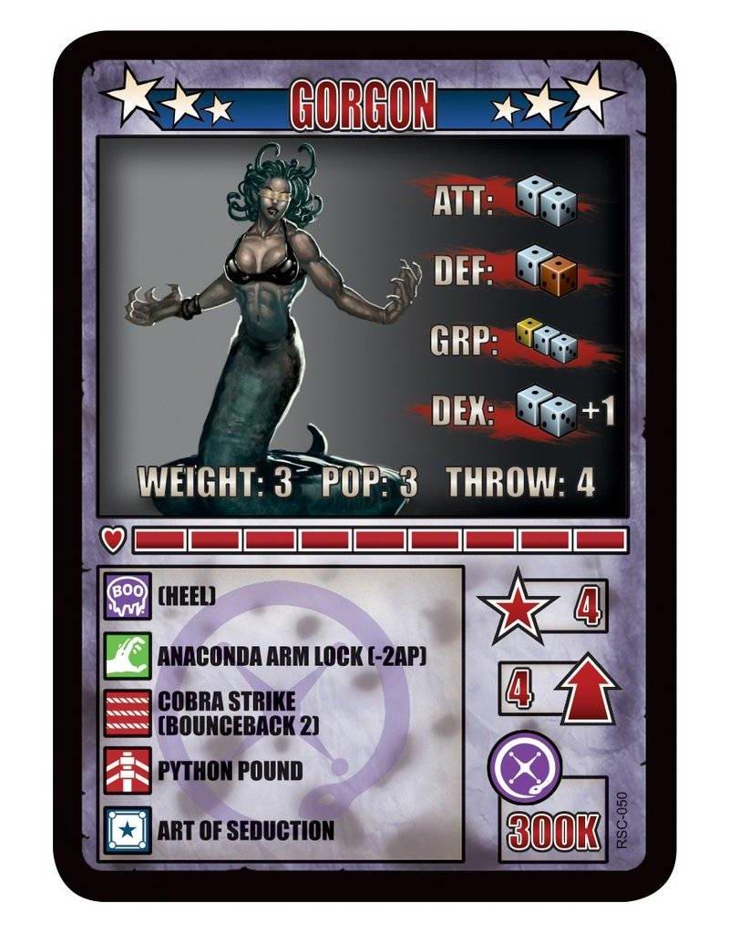 TT COMBAT Gomorrah Gorgon