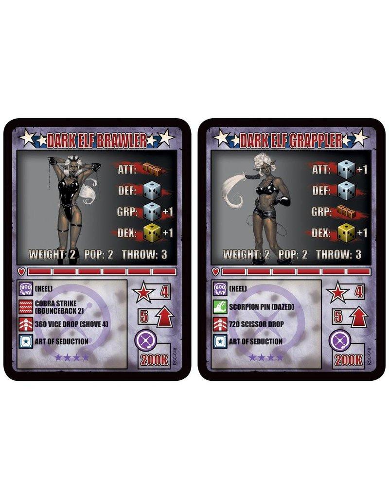 TT COMBAT Gomorrah Dark Elf Brawler & Dark Elf Grappler
