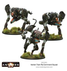 Warlord Games Tsan Ra Command Squad