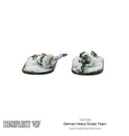 Warlord Games K47  Heavy Sniper Team