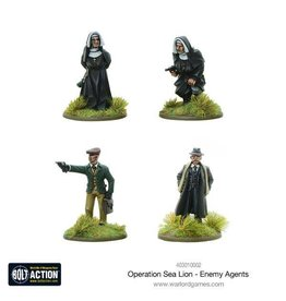 Warlord Games Sea Lion Enemy Agents