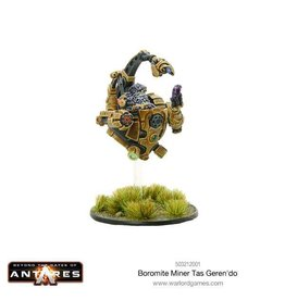 Warlord Games Miner Tas Geren'do