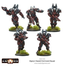 Warlord Games Hazard Command Squad