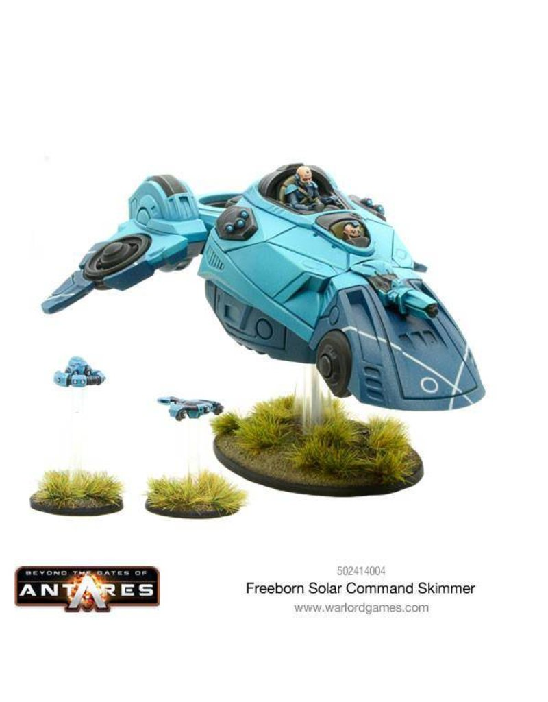Warlord Games Freeborn Solar Command Skimmer
