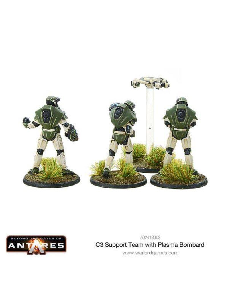 Warlord Games Concord Plasma Bombard