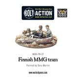Warlord Games Finnish MMG team