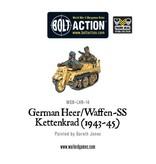 Warlord Games German Heer/Waffen-SS Kettenkrad