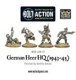Warlord Games German Heer Command