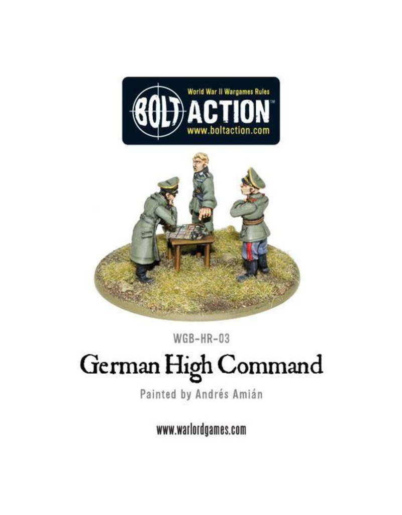Warlord Games German High Command