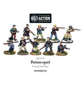 Warlord Games Partisan Band