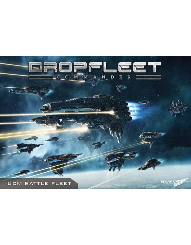 TT COMBAT Dropfleet Commander UCM Fleet Box Set