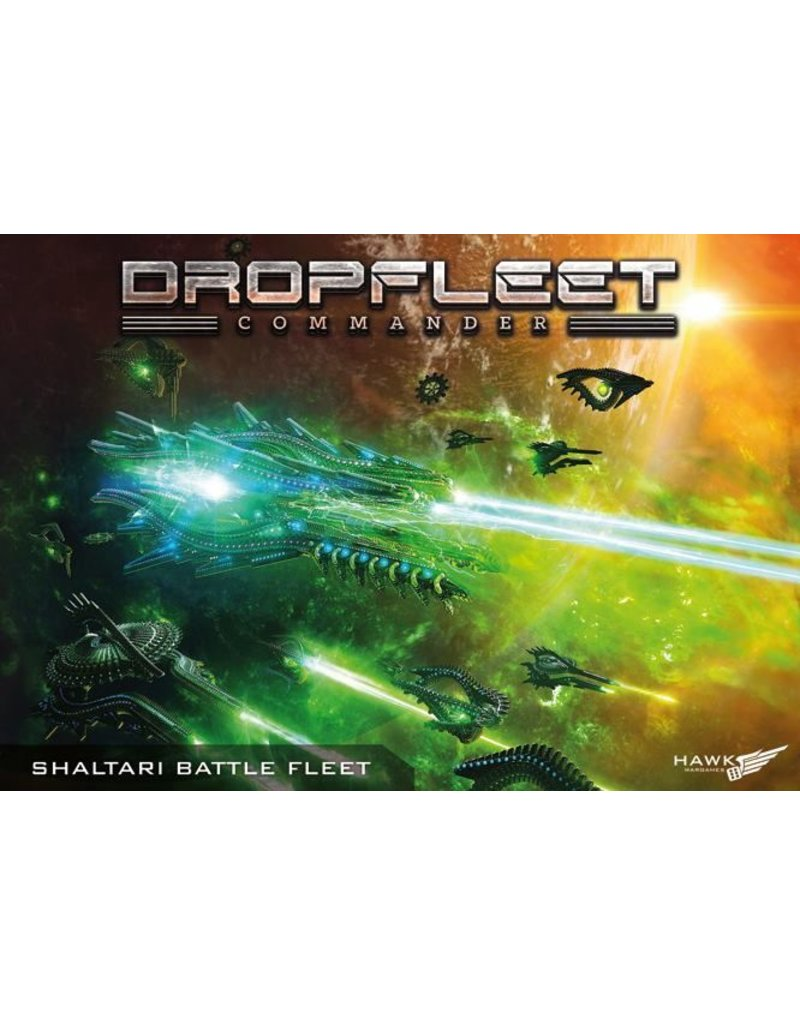 TT COMBAT Dropfleet Commander Shaltari Fleet Box Set