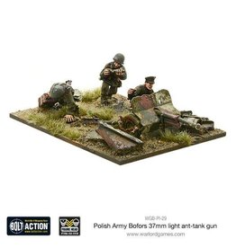 Warlord Games Polish Bofors 37mm Anti-Tank Gun