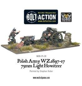 Warlord Games Polish 75mm Light Artillery