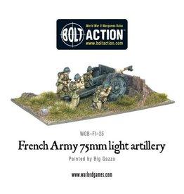 Warlord Games French 75mm Gun