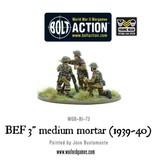 "Warlord Games Early War 3"" medium mortar"