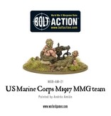 Warlord Games USMC M1917 MMG team